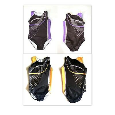 Boys 'Ziggy' Gymnastics Leotard - Shorts also available