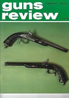Guns Review - Three Issues From 1979 (7 - 9)