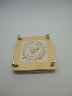 Flower Fairies Wooden Flower Press Flower Craft P4