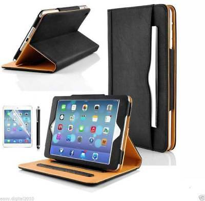 """Luxury Magnetic Leather Smart Flip Case Cover For New iPad 2018 2017 9.7"""" &  Air"""