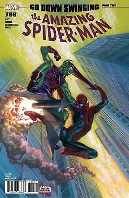 Amazing Spiderman 798 1St Print Alex Ross Cover  Red Goblin Confirmed! Presale