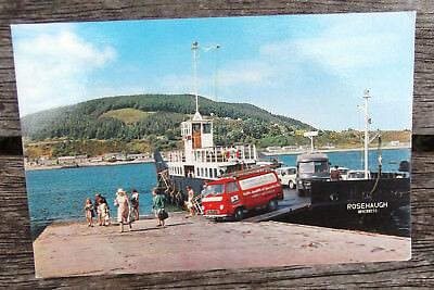 Kessock Ferry.'rosehaugh' Inverness To The Blackisle
