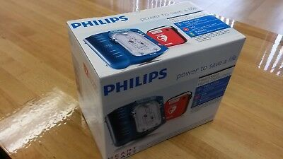 Philips Heartstart AED Onsite HS1 Defibrillator M5068A with 6 Year Warranty
