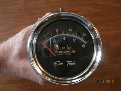 vintage sun tach wiring diagram schematic diagrams rh ogmconsulting co Sun Tachometer Wiring Diagram Sunpro Tachometer Wiring Diagram