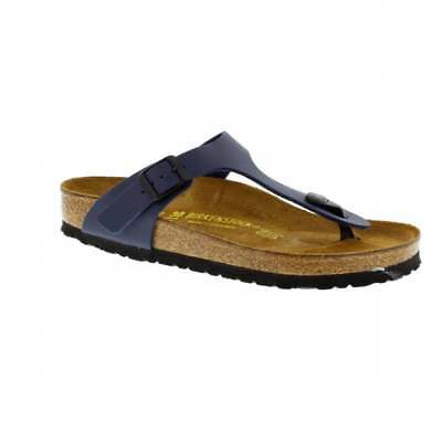 Birkenstock Arizona Regular Fit Sandwashed Marrone 1012266 Sandali Da Uomo