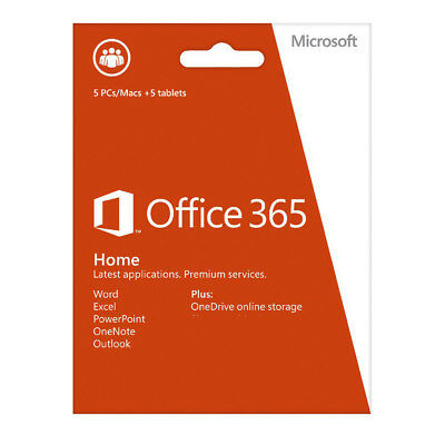 Microsoft Office 365 LIFETIME Account 5 Devices! **INSTANT DELIVERY**