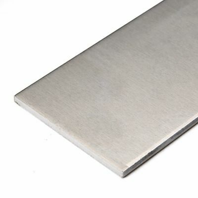 6061 Aluminum Flat Bar Flat Plate Sheet 3mm Thick Cut Mill Stock 200x50x3mm