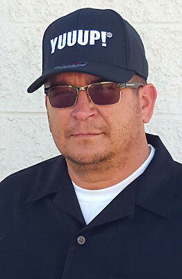 OFFICIAL Dave Hester YUUUP! Hat As Seen On Storage Wars
