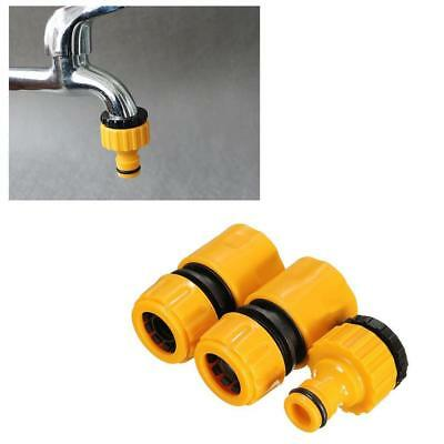 Garden Car Water Hose Pipe Tap Connector Connection Fitting Adapter