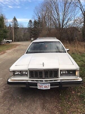 1979 Mercury Grand Marquis  1979 Mercury Colony Park Wagon