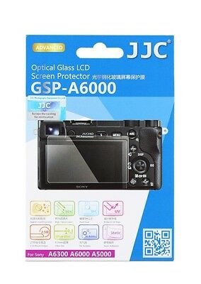 JJC gsp-a6000 Screen Protector Screen Protector Glass for Sony A6000 A5000 A6300