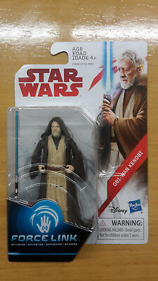 STAR WARS The Last Jedi OBI-WAN KENOBI Hasbro NEU MOC Force Link