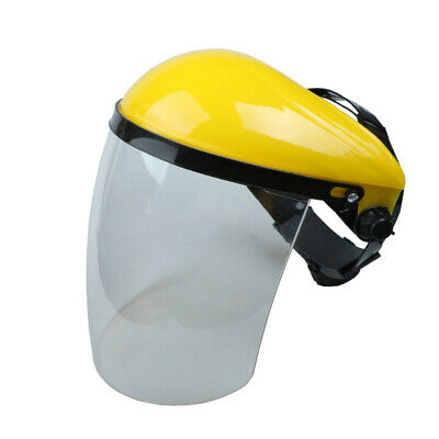Quality Protective Face Shield & Visor Full Safety Workwear Eye Protection