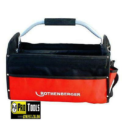 Rothenberger Tote Tool Bag (8.8834) NEW Plumber & Tradesman - Tough & Durable