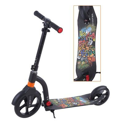 Kinetic Sports Scooter Cityroller Tretroller Klappbar Kinderroller Räder 100kg