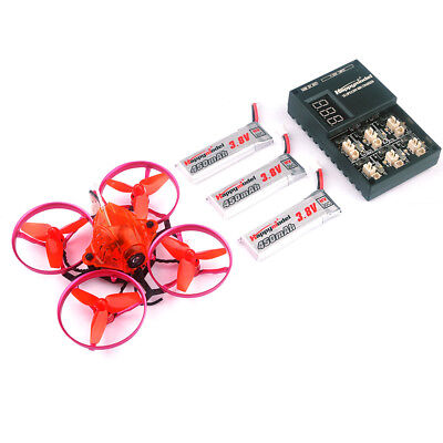 Snapper7 Brushless Whoop Racer Drone BNF Micro 75mm FPV Racing Quadcopter