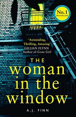 The Woman in the Window: The hottest new release thriller of 2018 and a No. 1 N