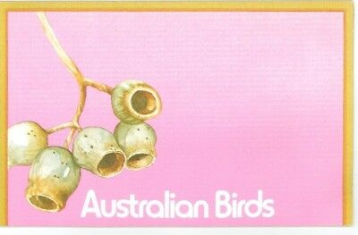 1980 Australian Birds Series - Stamp Pack Set Of 8 stamps, mint condition [#206]