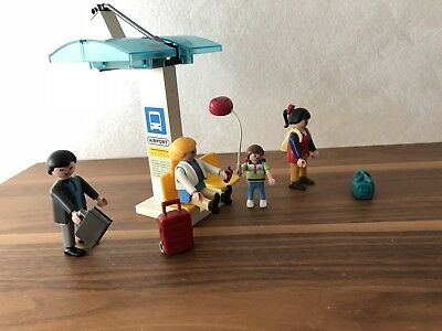 Playmobil Haltestelle 3171