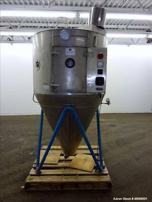 Used- Anhydro Lab Spray Dryer, Type LAB 1. 316 Stainless Steel on product contac