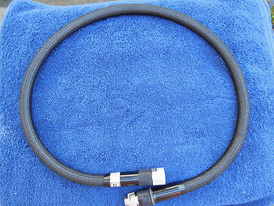 "Gore VNA Flexible Test Port Cable, 2.92 mm (female-to-male), 40 GHz, 38"" Long"