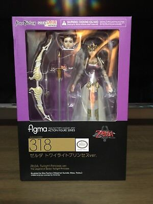 Good Smile Legend of Zelda Twilight Princess Zelda Figma