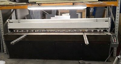 Edwards DD Guillotine 2500mm