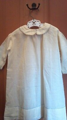 Adorable vintage (possibly antique) baby gown or doll dress.  Collectors LOOK!