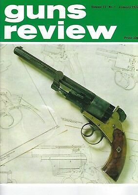 Guns Review - Three Issues From 1977 (1 - 3)