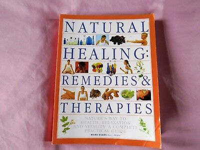 Book On Natural Healing Remedies & Therapies