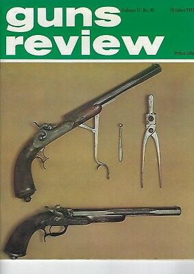 Guns Review - Three Issues From 1977 (10 - 12)
