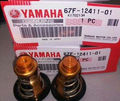 8556761 Thermostat for Mercury Yamaha outboards r.o.# 855676004 67F-12411-00