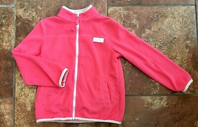 Carters Girls Fleece jacket Size 4