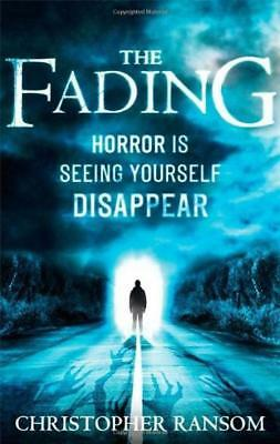 The Fading - Christopher Ransom - Sphere - Acceptable - Paperback