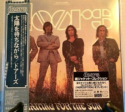 The Doors Waiting For The Sun 40Th Japan Mini Lp Cd New