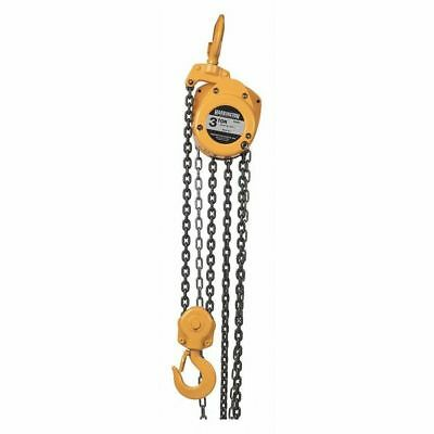 Harrington Hoist CF03020 3 Ton 20 foot Hand Hoist