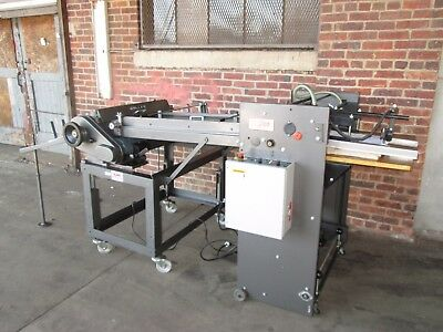 """Rollem 29"""" Econo Feeder PERF AND SCORE  VERY CLEAN MACHINE"""