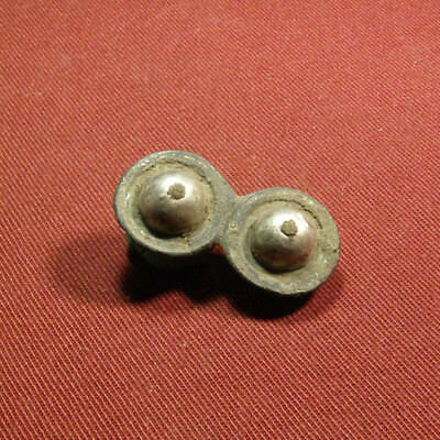 Roman Double Shield formed Brooch / Fibula