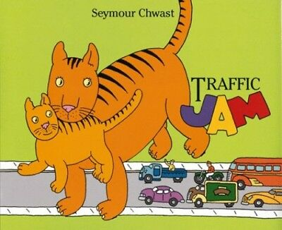 Traffic Jam by Chwast, Seymour Hardback Book The Cheap Fast Free Post
