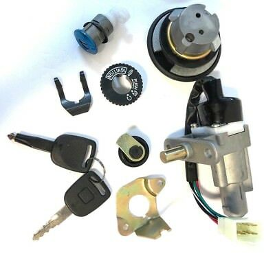 Key Ignition Lock Set Scooter Gy6 Chinese 4 Stroke 50-150Cc Peace Znen Jmstar
