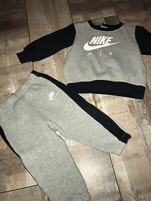 Baby boys Nike Air tracksuit age 12-18 months