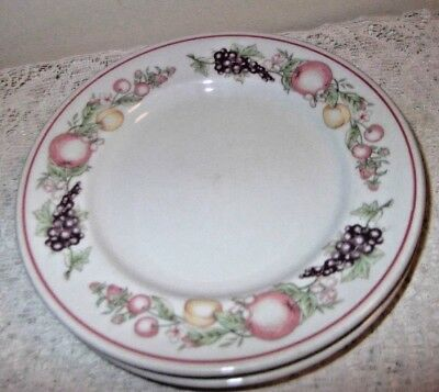 A Set Of 4 Boots Orchard - Side Plates