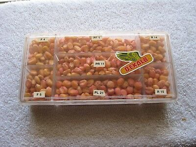 Dekalb collectable seed size sample