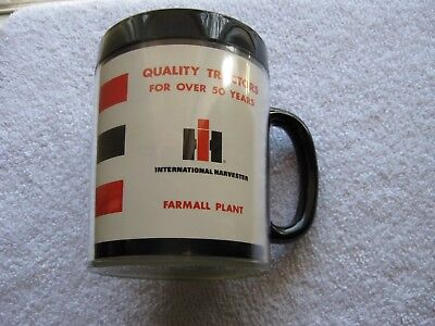 international harvester collectable coffee cup