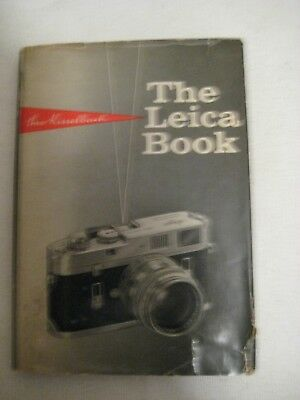 The Leica Book /Theo Kisselback 1971 all pages excellent condition
