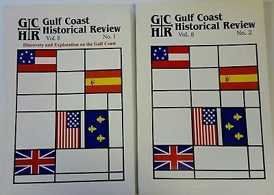 Gulf Coast Historical Review Vol. 8, #s 1&2 - 1992/93