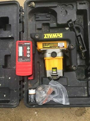 DeWalt DW071 Rotary Laser Kit Type 1 4.5 V DC - LOT