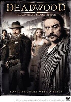 Deadwood - Deadwood: The Complete Second Season [New DVD] Ac-3/Dolby Digital, Di