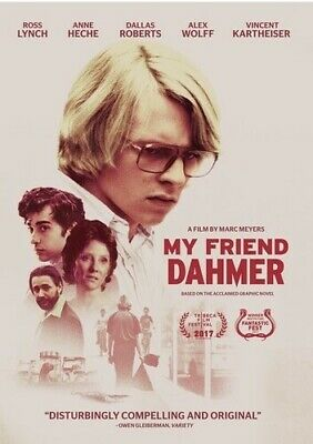 My Friend Dahmer [New DVD] Manufactured On Demand, Special Edition, Ac-3/Dolby