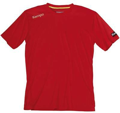 Kempa Core Poly Training Shirt rot NEU 50585
